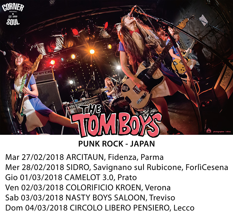 20180304 the tomboys ex monroe