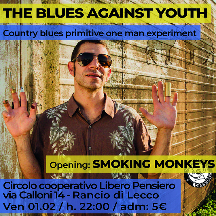20190201 the blues against youth smoking monkeys