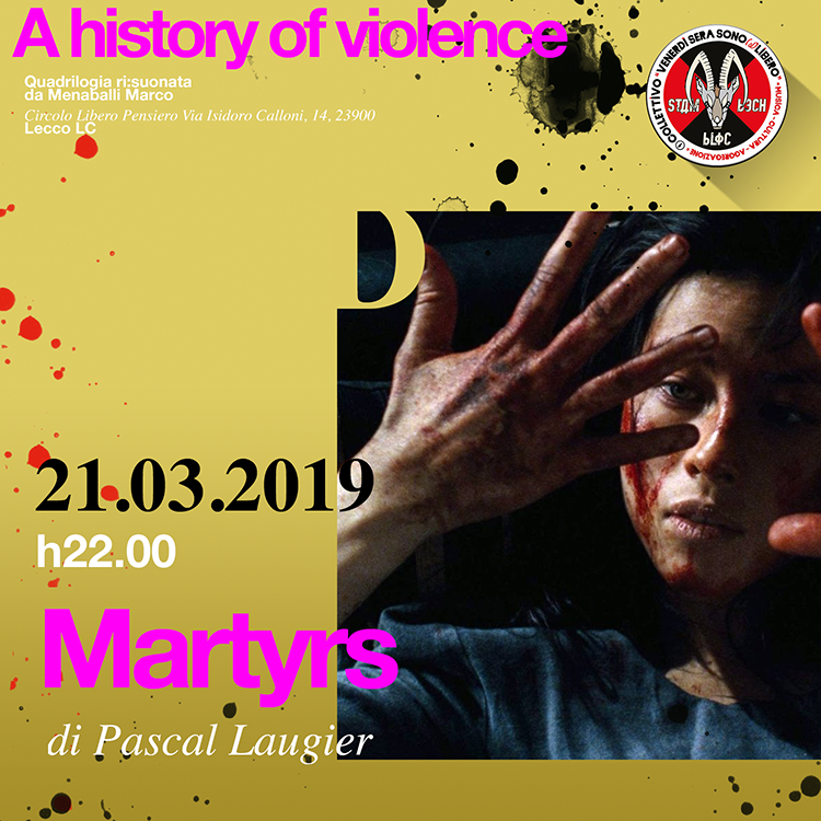 20190321 a history of violence 4 martyrs